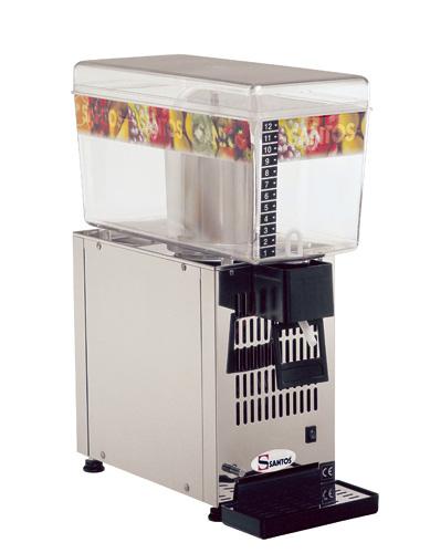Bäckereiausstattung-Gastronomiebedarf - Dispenser für gekühlte ...