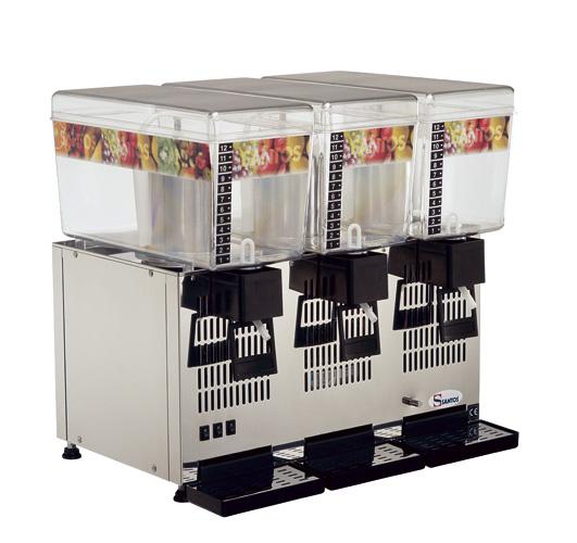 Bäckereiausstattung-Gastronomiebedarf - SANTOS Dispenser für ...