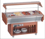 Gastro Buffet HOT, für 6 GN 1/1