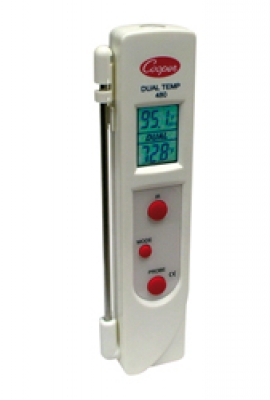 Thermometer 480, Infrarot Messung